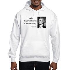 Thomas Jefferson 15 Hoodie