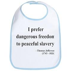 Thomas Jefferson 15 Bib