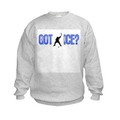 Got Ice? Kids Sweatshirt
