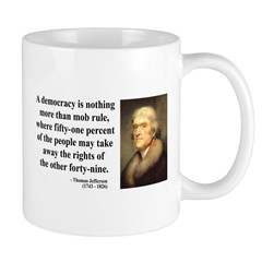 Thomas Jefferson 16 Mug