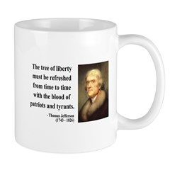 Thomas Jefferson 18 Mug