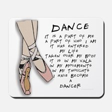 Dance Mousepad