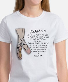 Dance Women's T-Shirt