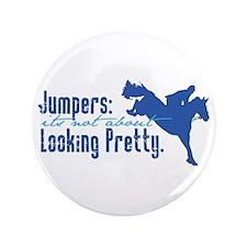 """Jumper Horse 3.5"""" Button"""