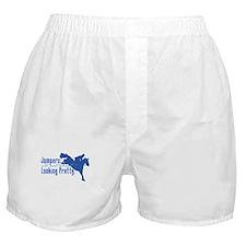 Jumper Horse Boxer Shorts
