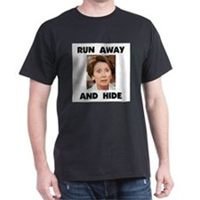 PELOSI RUNNING AWAY T-Shirt