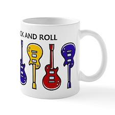 Raised On Rock & Roll Mug