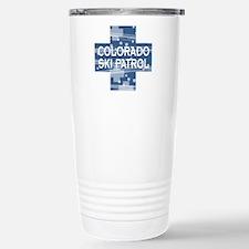 Colorado Ski Patrol Travel Mug