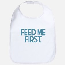 """""""Feed Me First"""" Multiples Bib"""