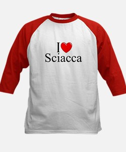 """I Love (Heart) Sciacca"" Tee"