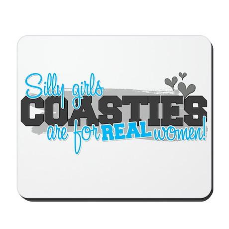 Real women: Coastie Mousepad