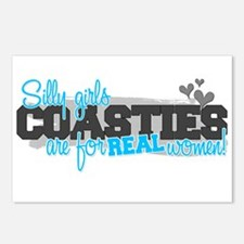 Real women: Coastie Postcards (Package of 8)