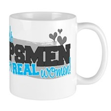 Real women: Corpsman Mug