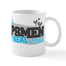 Real women: Corpsman Mug