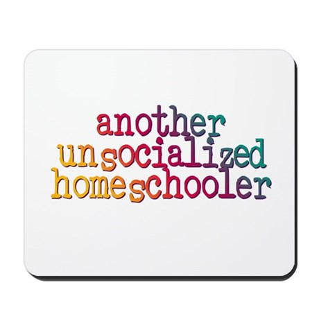 Unsocialized Mousepad