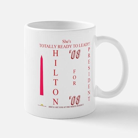 HILTON '08 Mug