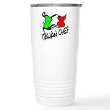 Italian Chef Travel Mug