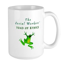 toad of ethics Mugs