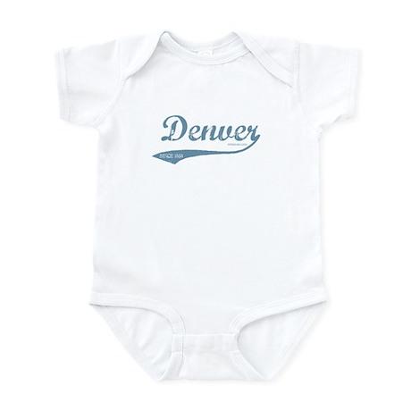 Denver Since 1858 Infant Bodysuit