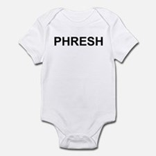 """Phresh"" Infant Bodysuit"