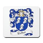 Guibert Family Crest Mousepad