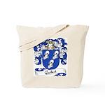 Guibert Family Crest Tote Bag