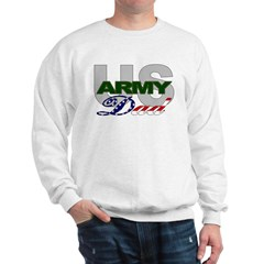 US Army Dad Sweatshirt