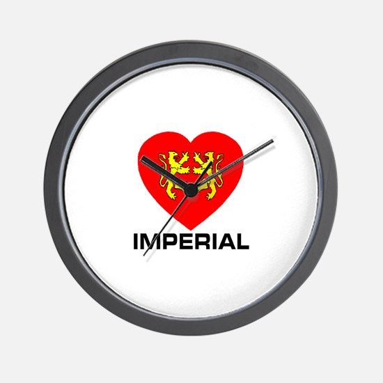 Imperial Wall Clock