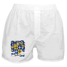 Guillaume Family Crest Boxer Shorts