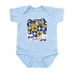 Guillaume Family Crest Infant Creeper