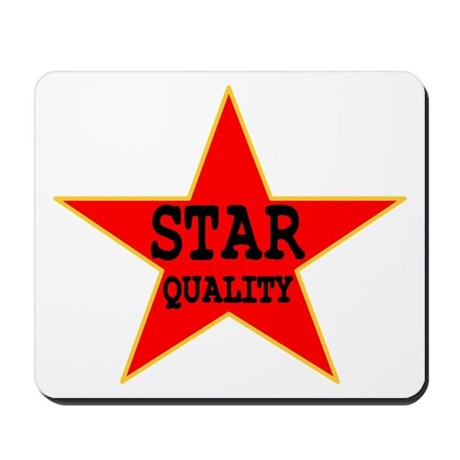 Star Quality Mousepad