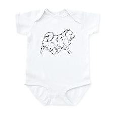 Eskie Infant Bodysuit