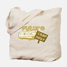 Future Camp Host Tote Bag
