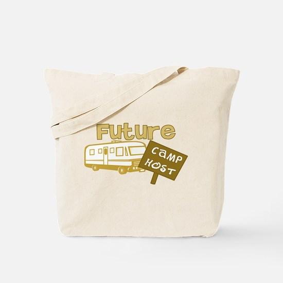 Future Camp Host Tote Bag