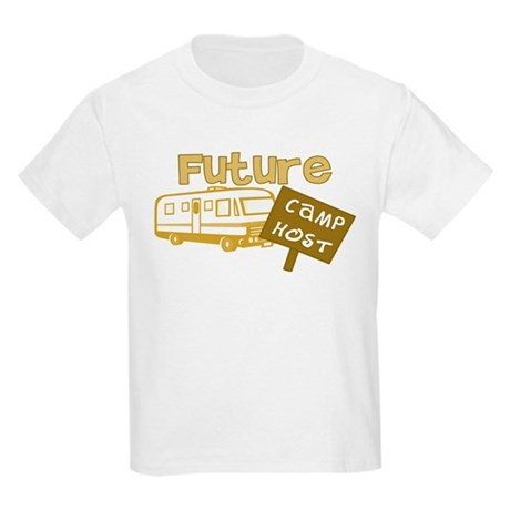 Future Camp Host Kids Light T-Shirt