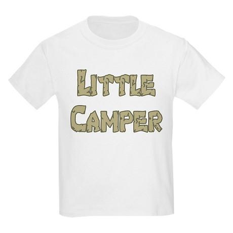 Little Camper Kids Light T-Shirt