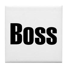 Boss Tile Coaster