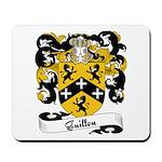 Guillou Family Crest Mousepad