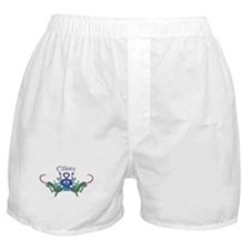 Elliott's Celtic Dragons Name Boxer Shorts