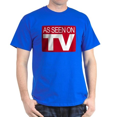 As Seen On TV Dark T-Shirt