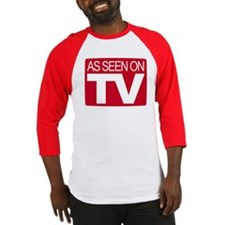 As Seen On TV Baseball Jersey
