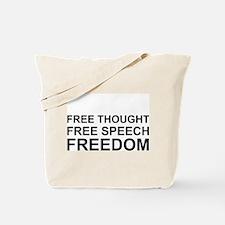 """""""FREEDOM"""" Tote Bag"""