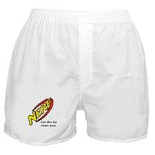 Unique Nerfing Boxer Shorts