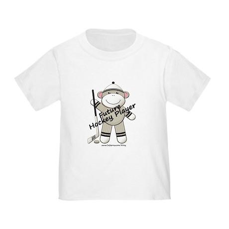 Future Hockey Player Toddler T-Shirt