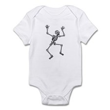 Dancing Skeleton Infant Bodysuit