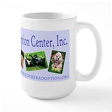 Cocker Spaniel Adoption Center Mug