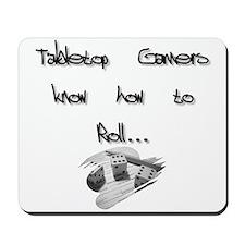 Tabletop Gamers Mousepad