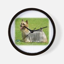Australian Silky Terrier 9R020D-199 Wall Clock