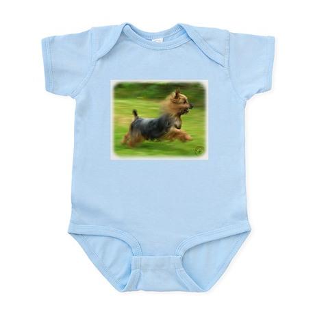 Australian Silky Terrier 9B19D-03 Infant Bodysuit