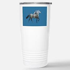 Mountain Horse Stainless Steel Travel Mug